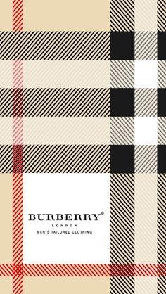 Burberry pattern