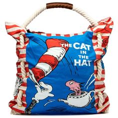 Dr. Seuss - Large Tote Cat In The Hat