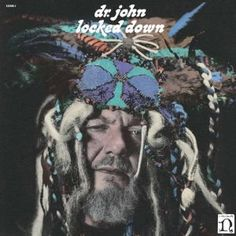 Dr. John - Locked Down - a great new album.  Dan Auerbach from The Black Keys did a great job producing this LP.  One of the best of 2012.