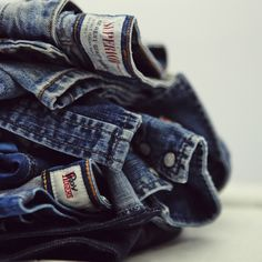 Don't mess with Roy Roger's!  #denim #jeans #style