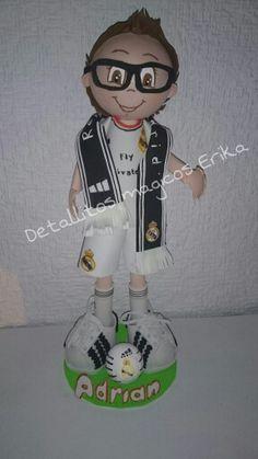 Fofucho del Real Madrid