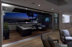 Impressive Modern Home In Hollywood Hills, California
