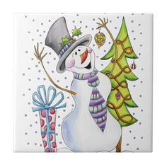 Happy Snowman Card - Merry Christmas And A Happy New Year card. Personalize any greeting card for no additional cost! Cards are shipped the Next Business Day. Merry Christmas Card, Christmas Snowman, Christmas Cards, Christmas Pictures, Christmas Decor, Snowman Cards, Cute Snowman, Snowmen, Happy New Year Cards