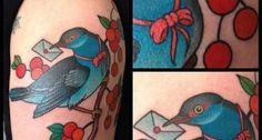 Rodrigo Souto | Black Garden Tattoo - London - Part 2