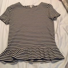 J crew shirt Cutest shirt ever! New! J. Crew Tops Blouses