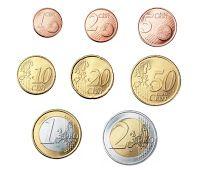 Moedas de Euro emitidas por Portugal: Moedas de circulação 2006