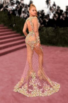 Beyonce, 2015 - The Best Met Gala Dresses of All Time  - Photos