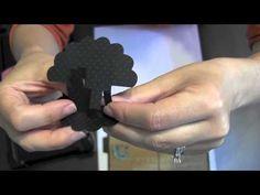 A video tutorial for assembling the Bigz Circle & Ribbon Platform die