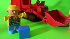 Bob the builder learning colors shapes Numbers