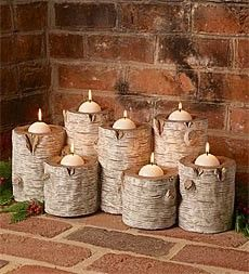 Candles For Fireplace Decor painted wood paneling - woot. it's done | white fireplace
