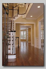 wainscoting ideas on Pinterest   Wainscoting, Stairs and Foyers