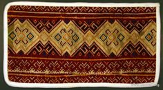 Ukrainian embroidery fragment from the Kashchenko Collection.