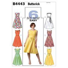 Misses'/Misses' Petite Dress-BB (8-10-12-14) Pattern, , hi-res