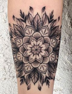 50 of the most beautiful mandala tattoo designs for body & soul - tattoo ideas -. - 50 of the most beautiful mandala tattoo designs for body & soul – tattoo ideas -… – Tattoo – - Mandala Tattoo Design, Dotwork Tattoo Mandala, Mandala Flower Tattoos, Tattoo Designs, Mandala Tattoo Sleeve, Flower Design Tattoos, Sunflower Mandala Tattoo, Geometric Mandala Tattoo, Tattoo Linework