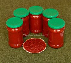 Ketchup, Pickles, Pasta, Jar, Canning, Tableware, Desserts, Food, Preserves
