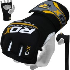 RDX Gel Neoprene Grappling Gloves