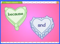 Valentine's Day sites for kids