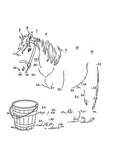 horse preschool worksheets - Google Search