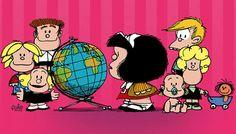 """Quino: """"Muchas de las cosas que cuestionaba Mafalda siguen sin resolverse"""" - RTVE.es"""