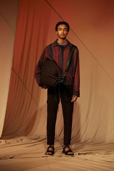 Qasimi Spring/Summer 2018 Menswear | British Vogue