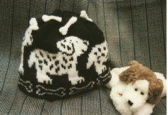 Puppy Bones Hat