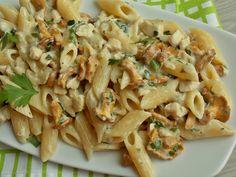 Penne, Pasta Salad, Ethnic Recipes, Food, Crab Pasta Salad, Essen, Meals, Yemek, Pens