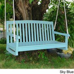 International Caravan Royal Fiji Porch Swing