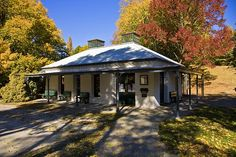Arrowtown, Library, see more, learn more, at New Zealand Journeys app for iPad www.gopix.co.nz