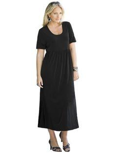 Ulla Popken Plus Size Matte Jersey Empire Dress - Black, 32/34 Ulla Popken,http://www.amazon.com/dp/B005DA3RA2/ref=cm_sw_r_pi_dp_1FrBsb05273FBM9C
