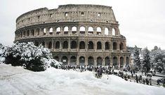 The Colosseum, Rome Winter Destinations, Vacation Destinations, Dream Vacations, Vacation Ideas, Rome Winter, Winter Time, Places To Travel, Places To Go, Europe Places