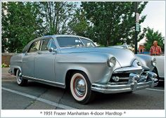1951 Frazer Manhattan | Flickr - Photo Sharing!