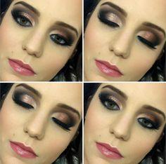 Maquiagem formatura - prévia : via Tudo Make – Maior blog de maquiagem, beleza e tutoriais de Curitiba.