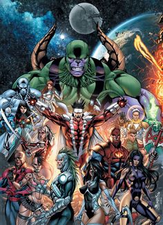 DC Co-Publishers Dan Didio and Jim Lee have this to say via DC's The ...