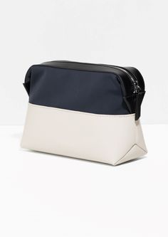 & Other Stories | Scuba Leather Vanity Bag