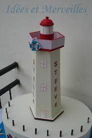 Fabriquer un phare marin en carton recherche google - Fabriquer un chandelier en carton ...