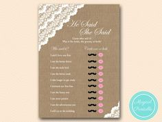 he-said-she-lace-burlap-bridal-shower-game-bs34