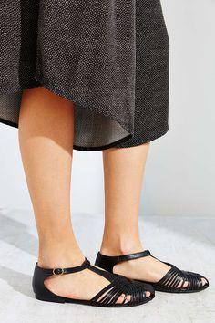 Ecote T-Strap Huarache Sandal