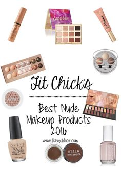 Top Nude Makeup Prod