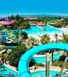 Aquatic Park Port Aventura, ¡un parque a lo grande!