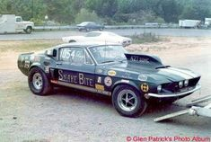 Shelby Mustang C/MP