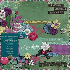 Introverting http://www.sweetshoppedesigns.com/sweetshoppe/product.php?productid=33431&cat=803&page=1 by Amber Shaw, Meghan Mullens, and Red Ivy Design Jeweled Treasures {Dressed Up} http://the-lilypad.com/store/Jeweled-Treasures-Dressed-Up-Digital-Scrapbook-Template.html by Fiddle Dee Dee Designs