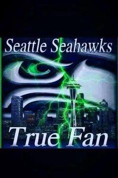 I AM a Seattle Seahawks TRUE Fan!!!!  #GoHawks #Back2Back #SuperBowlRePete