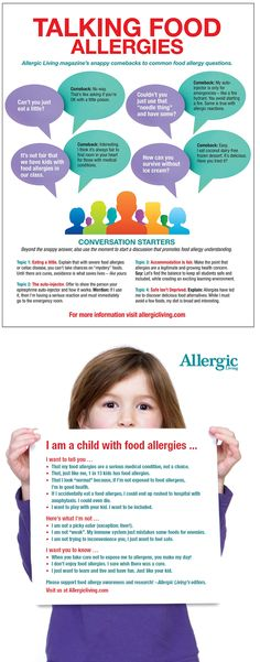 Food allergies SUCK! Allergies  Asthma Pinterest Allergies - sample asthma action plan