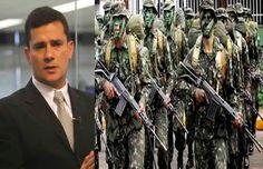 Noticias Brasil e Mundo: Inteligência do Exército protege juiz Sergio Moro ...