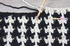 Kadai Kamal Stitch (Wheel Shape) - Crochet Applique - Crochet and Knitting . - Kadai Kamal Stitch ( Wheel Shape ) – Crochet Applique – Crochet and Knitting … Kadai Kamal Stitch (Wheel Shape) – Crochet Applique – Crochet and Knitting Picot Crochet, Pull Crochet, Crochet Motifs, Crochet Stitches Patterns, Tunisian Crochet, Knitting Stitches, Baby Knitting, Crochet Baby, Knitting Patterns