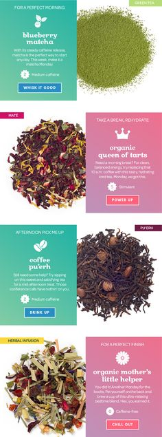 Wake up with one of our super energizing blends! Tea Recipes, Drink Recipes, Cooking Recipes, Davids Tea, Tea And Crumpets, Cream Tea, Hacks, Tea Blends, How To Make Tea