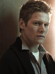 Matt (Zach Roerig) from VD - because he's a good guy
