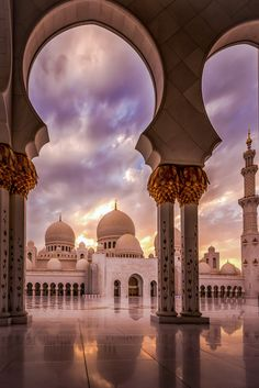 Architecture Discover Sunset at the Mosque by julian john / Beautiful Mosques Beautiful Places Mosque Architecture Architecture Courtyard Ancient Architecture Islamic Wallpaper Grand Mosque Amazing Buildings City Buildings Architecture Courtyard, Mosque Architecture, Ancient Architecture, Beautiful Architecture, Architecture Sketches, Architecture Design, Gothic Architecture, Islamic Wallpaper Iphone, Mecca Wallpaper