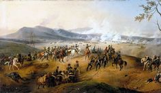 Battle of Castiglione, August 5, 1796. Massena and Augereau attacked the outnumbered Austrian army led by Wurmser, driving them back along a line of hills to the river crossing at Borghetto, where they retired beyond the Mincio River.