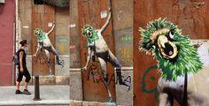 Vinz Feel Free 10    Calle Sevilla, Ruzafa, Valencia